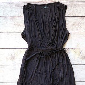 Baby Be Mine Black Dress